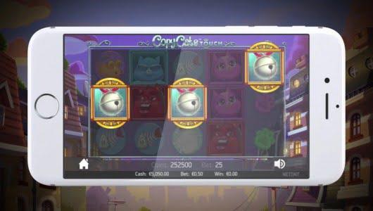 copy cats mobile slot