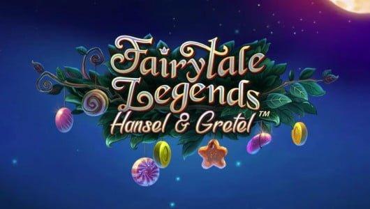 Play the Fairytale Legends: Hansel & Gretel slot at Casumo