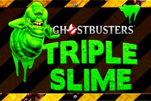 ghostbusters triple slime