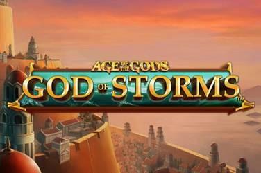 age of gods storm
