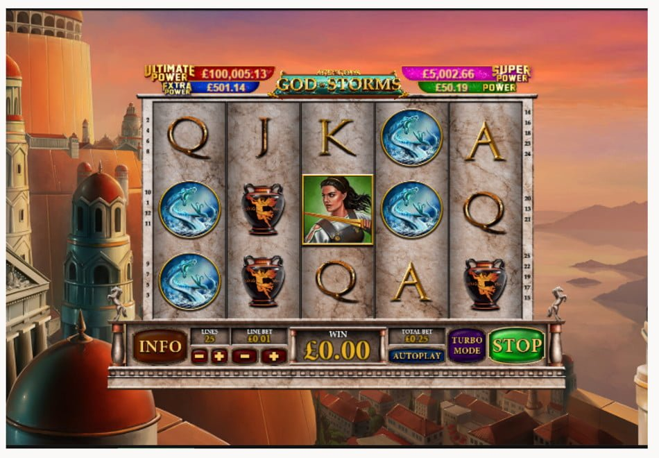 age of gods storm slot