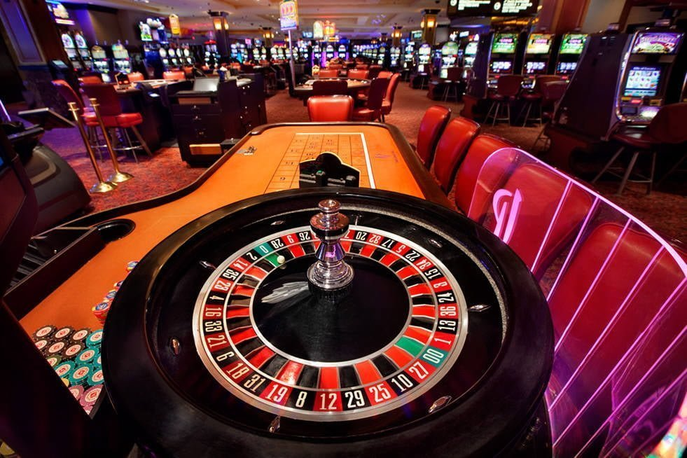 casino games table games