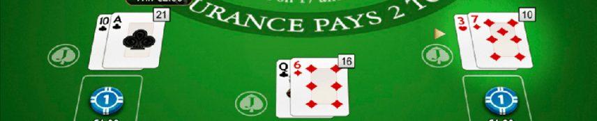 online netent blackjack