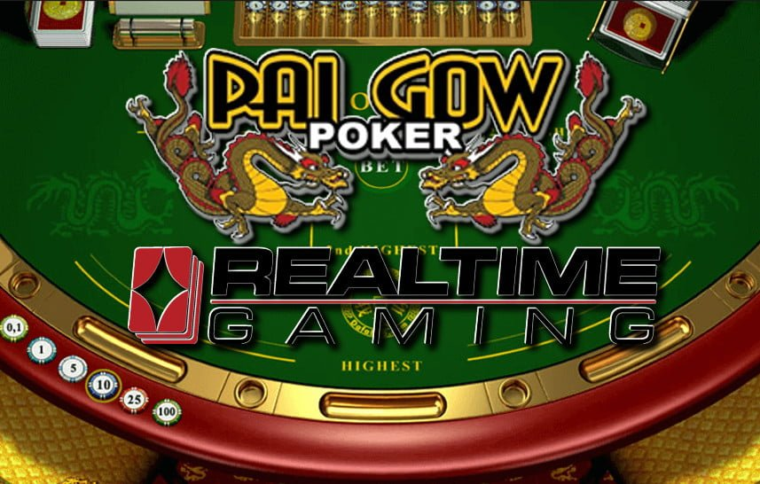 pai gow poker realtime gaming