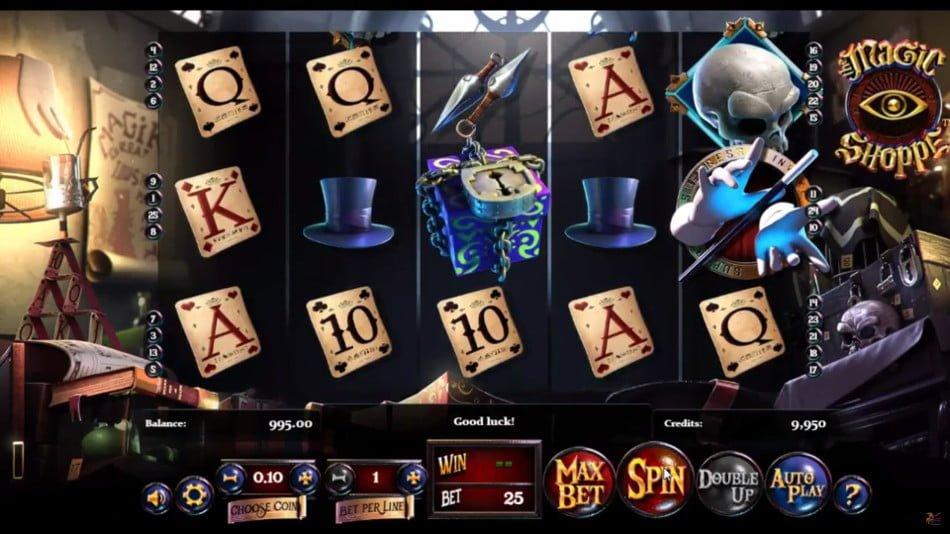 Magic Shopee slot