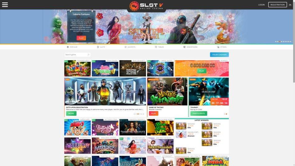 slotv games