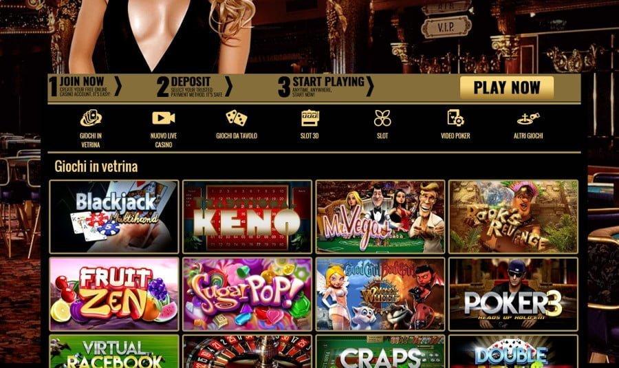 myb casino italia