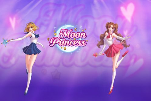 Moon Princess slot - Casumo Casino