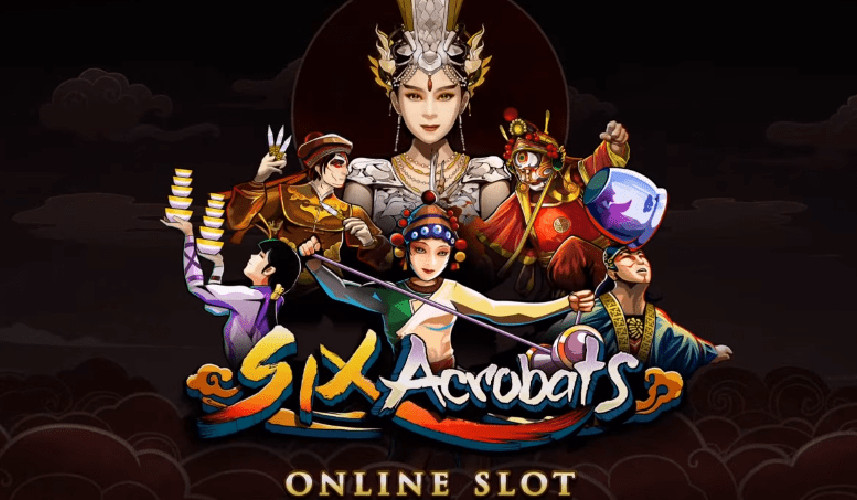 Six Acrobats | Euro Palace Casino Blog