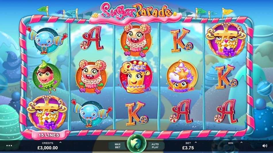sugar parade slot