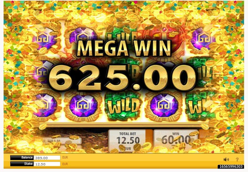 firestorm mega win