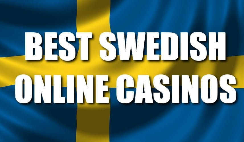 top online casinos in sweden