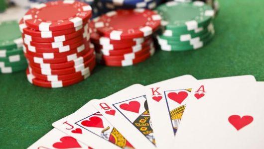chase the flush poker