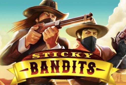 Sticky Bandits Slots - Try the Online Game for Free Now
