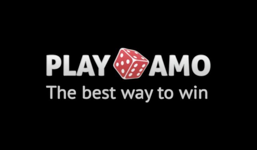 Дизайн и навигация по сайту PlayAmo casino
