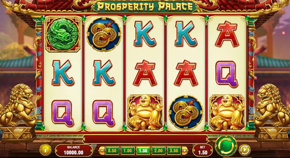 prosperity palace slot