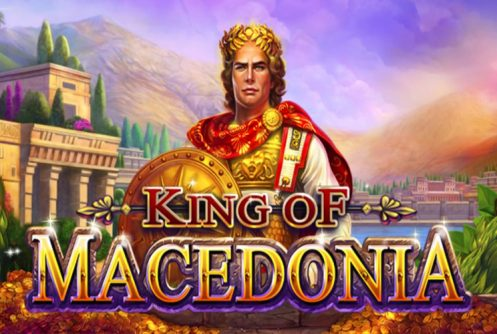 king of macedonia