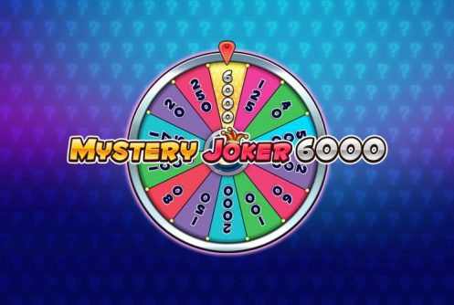 mystery joker 6000 by play n go