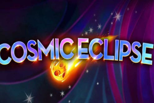 cosmic eclipse video slot by netent