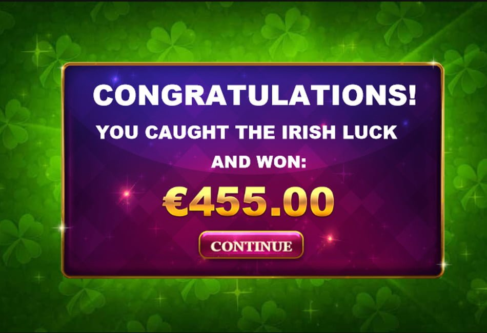 gaelic luc slot big win