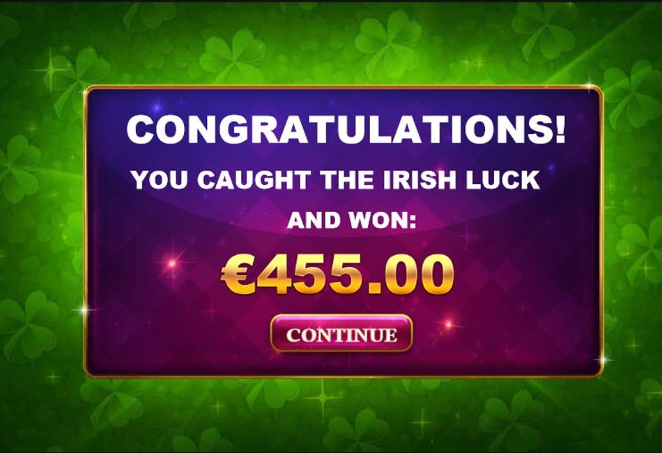 gaelic luc slot big win
