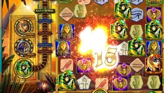 legend of the nile slot strategy win