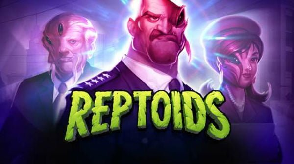 Reptoids Slot - Review & Play this Online Casino Game