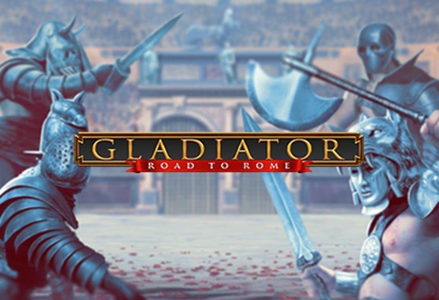 gladiator road to rome slot
