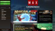 casino max lobby page