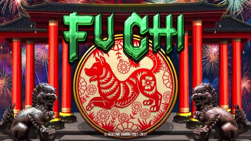 fu chi slot by realtime gaming