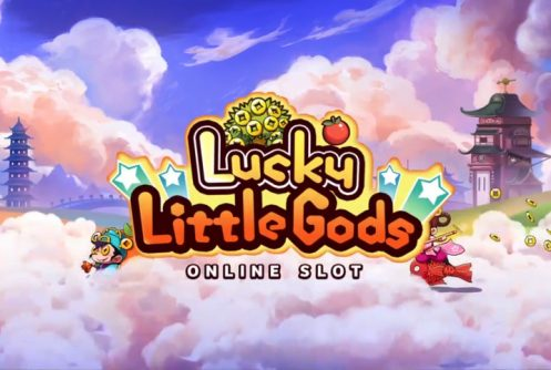 lucky little gods slot by microgaming