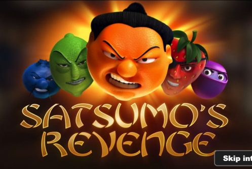 satsumos revenge slot by playtech