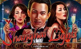 shanghai lights slot by rtg