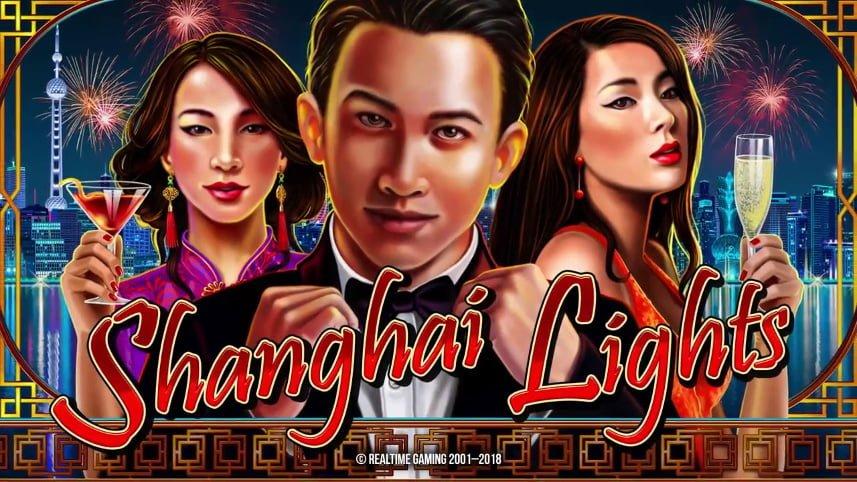 shanghai lights slot by rtg