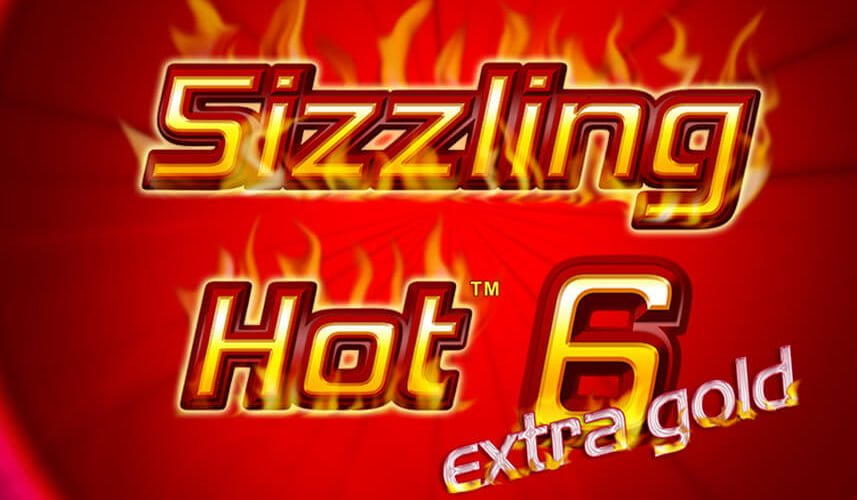 sizzling hot 6 slot by novomatic