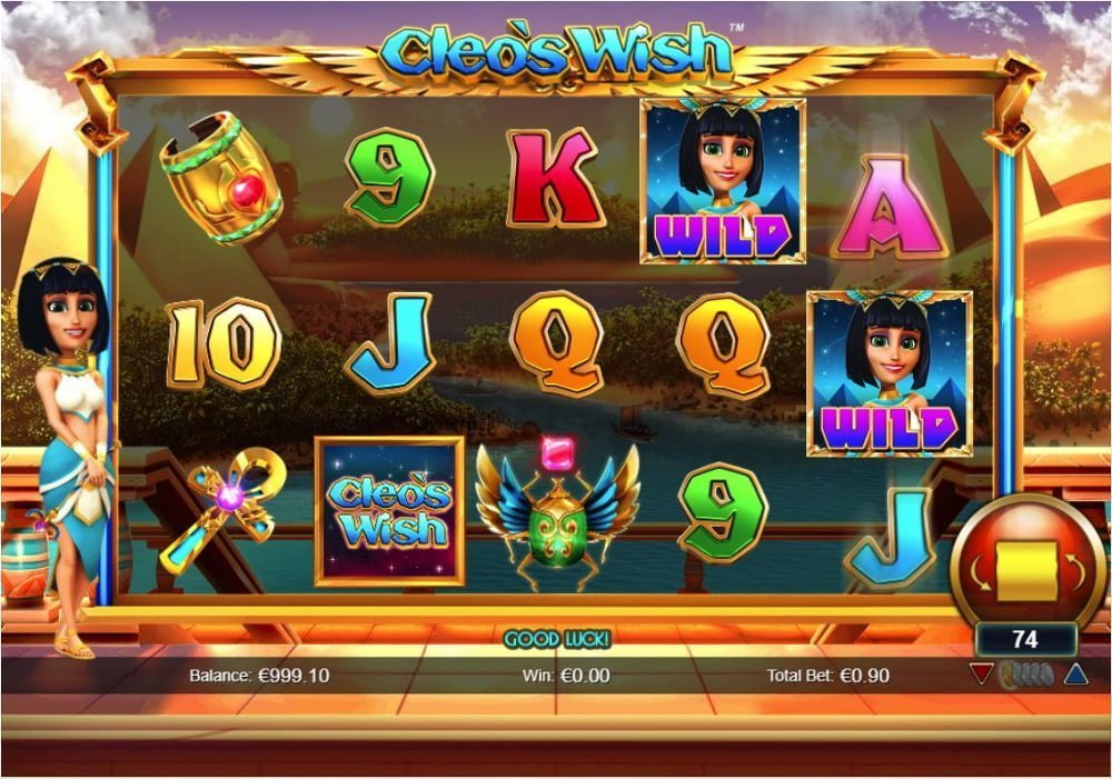 cleos wish slot by nextgen gaming