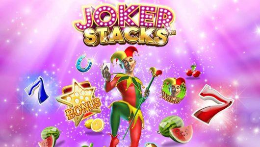 joker stacks slot by isoftbet