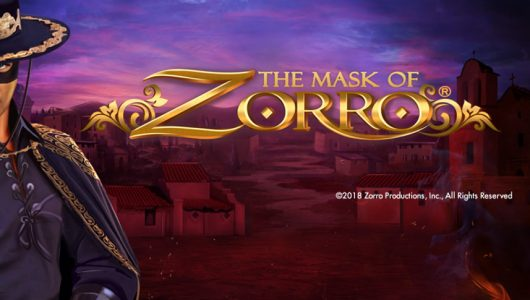 mask of zorro slot