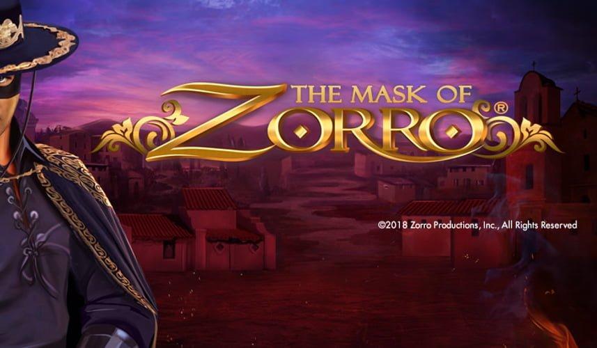 mask of zorro slot