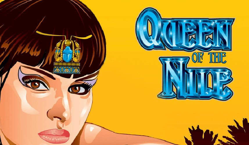 slots casino queen of the nile