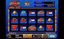 quick hit black gold slot by bally