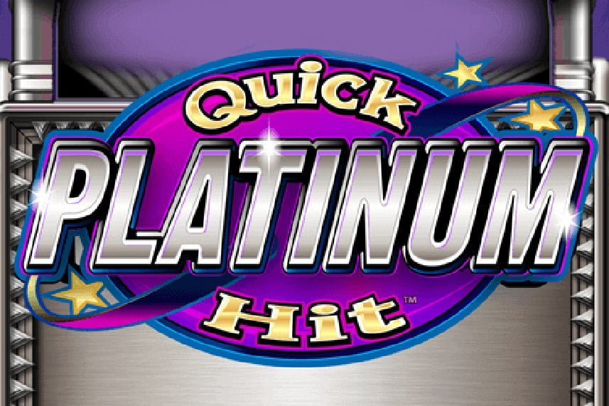 Quick Hit Platinum Slot Machine