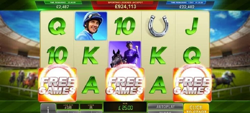 sporting legends slot