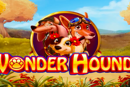 wonder hounds slot by nextgen gami9ng