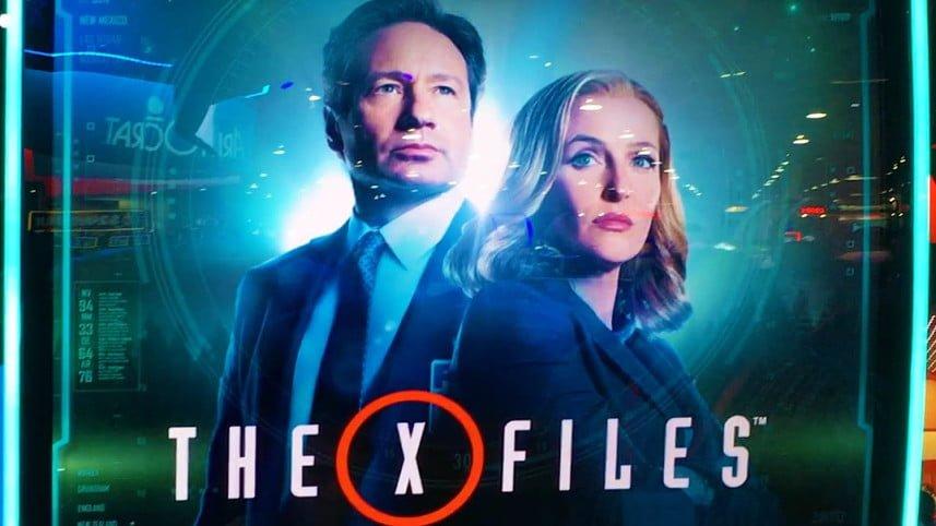 x-files slot by playtech