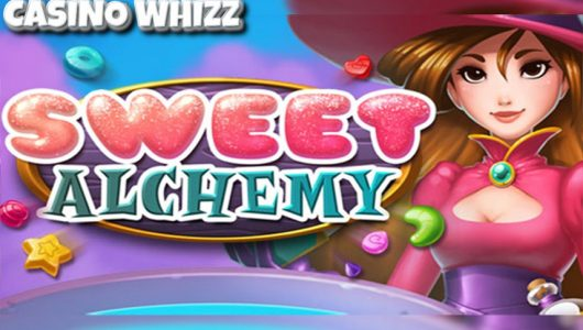 sweet alchemy slot by play n go