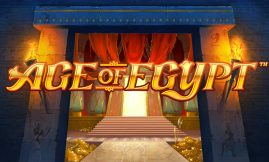 age of egypt slot by playtech