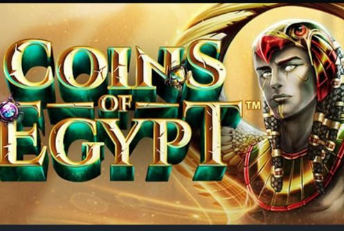 coins of egypt slot by netent