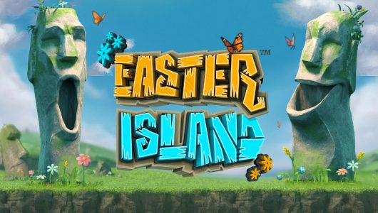 easter island slot by yggdrasil