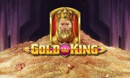 gold king slot by play n go